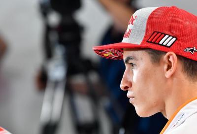 """Marquez: """"Ora è difficile lottare con le Ducati"""""""