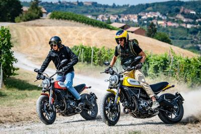 Ducati presenta la nuova Scrambler Icon 2019