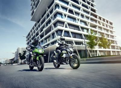 Kawasaki Ninja 125 e Z125 2019, le prime foto