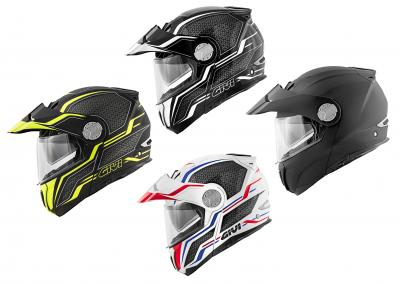 Givi presenta un nuovo casco modulare