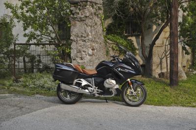 BMW svela la R 1250 RT 2019