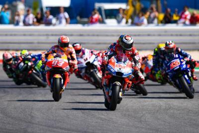 Orari TV MotoGP 2018, Aragon