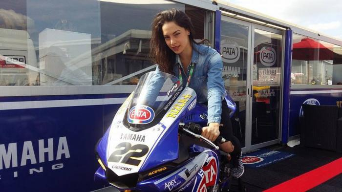 Dalla SBK… a Miss Italia!