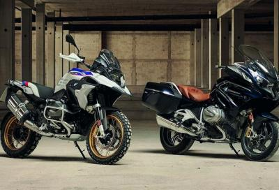 BMW svela i prezzi delle nuove R 1250 GS e R 1250 RT