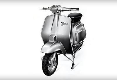Brio, lo scooter Ducati