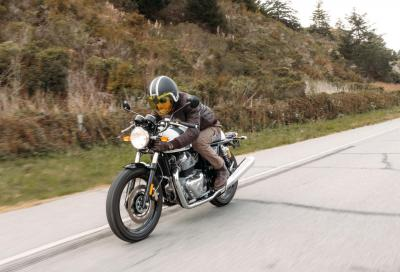 Royal Enfield Continental GT 650: il nostro test
