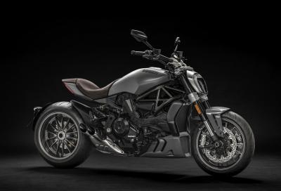 Nuova colorazione per la Ducati XDiavel