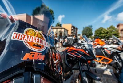 KTM Orange Juice, atto secondo