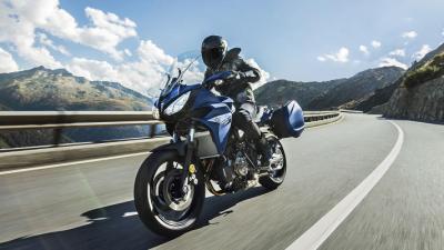 Nella gamma Sport Touring Yamaha arriva la Tracer 700GT