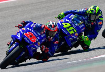 Yamaha vuole cambiare orario alle gare MotoGP