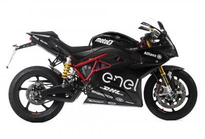 Energica Ego Sport Black, dalla MotoE alla strada