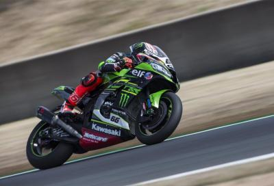 Sykes è tornato: Superpole a Magny-Cours