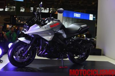 Suzuki Katana 2019, rinasce un mito