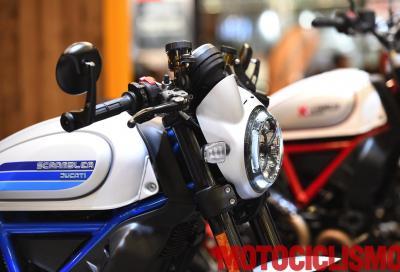 Scrambler: arrivano le nuove Full Throttle, Café Racer e Desert Sled