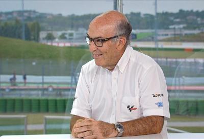 "Ezpeleta: ""in MotoGP voglio piloti con un certo palmarés"""