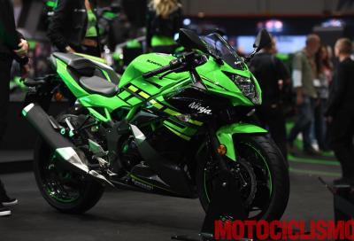 Kawasaki Ninja 125 2019, nella botte piccola...