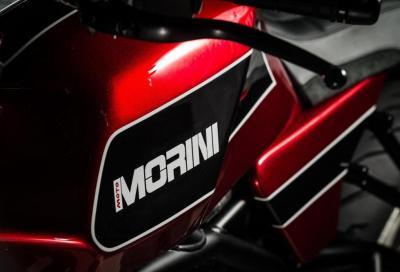 Moto Morini diventa cinese