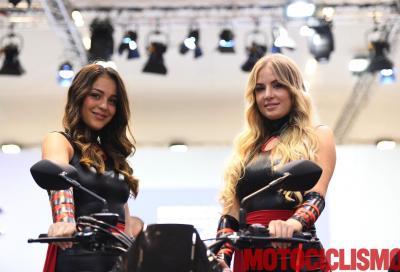 Le ragazze di Intermot 2018, gallery day 3