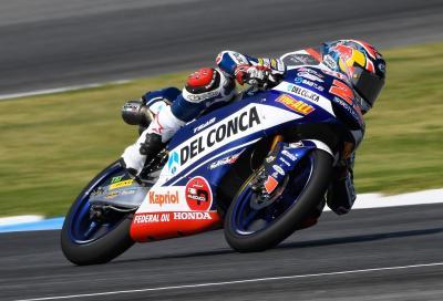 Che battaglia in Moto3: in Thailandia la spunta Di Giannantonio