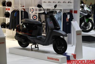 Le novità 2019 di Lambretta ad Intermot