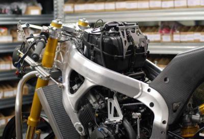 In vendita i motori della Moto2