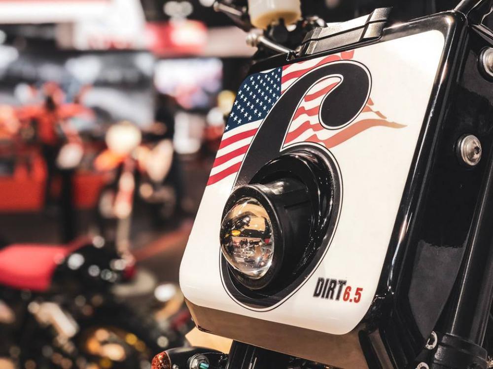 nuova mash dirt track 650 2019 motociclismo. Black Bedroom Furniture Sets. Home Design Ideas
