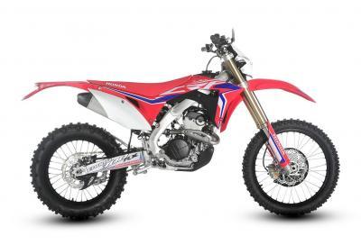 Honda presenta la CRF 300R Enduro Limited Edition