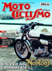 Motociclismo d'Epoca di novembre 2018
