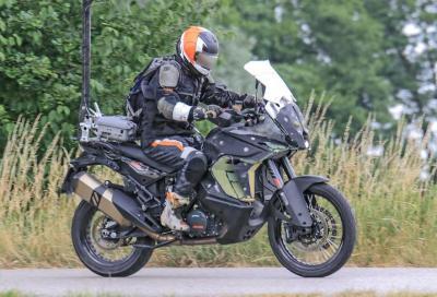 KTM 1090 Adventure, novità in arrivo