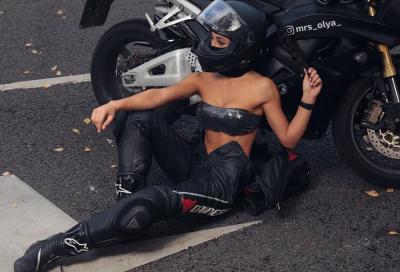 Muore in un incidente stradale la sexy instagramer Olga Petrova
