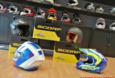 Gamma Scorpion 2019: novità dal turismo alla pista