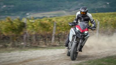 Ducati Multistrada 1260 Enduro: il nostro video test