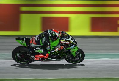 Sykes centra la sua ultima pole con Kawasaki