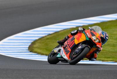 Moto2: Binder strappa la vittoria a Mir in Australia