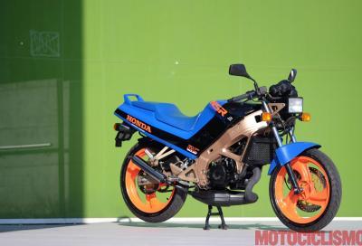 Honda NSR 125, dove vai tutta nuda?