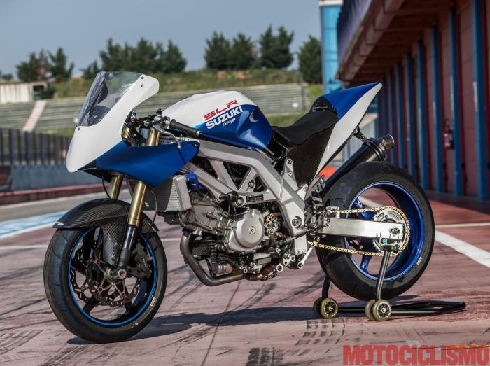 Suzuki Super Leggera SLR700