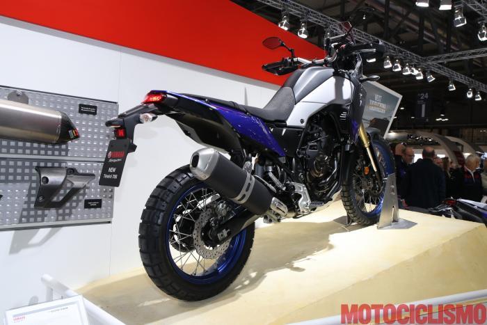 Finalmente il modello di serie: Yamaha svela la Ténéré 700 2019