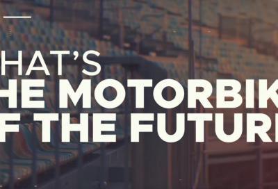 In arrivo una superbike elettrica Kymco?