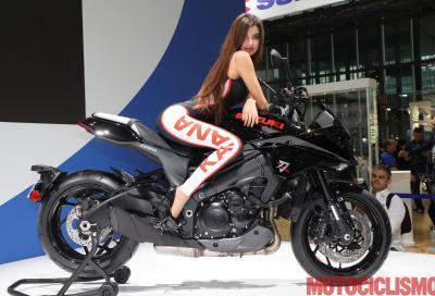 "Suzuki porta a Eicma la Katana ""Black Edition"""