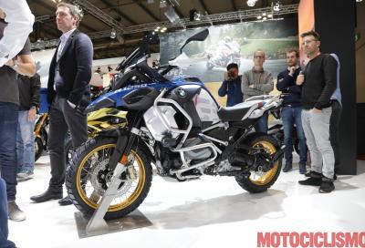 BMW R 1250 GS Adventure 2019: più maxi, più enduro