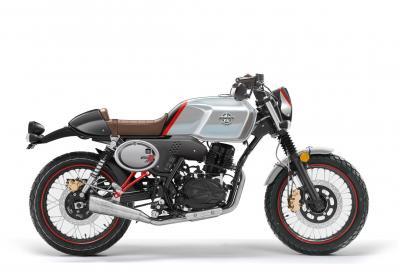 La nuova UM Motorcycles Scrambler X 125i Cafè