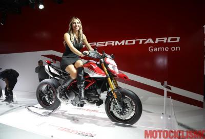 Nuova Ducati Hypermotard 950: un passo indietro, uno avanti