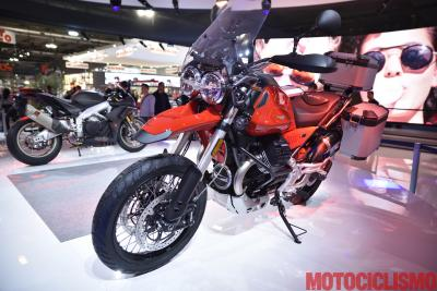 Moto Guzzi V85 TT 2019: tutti i dettagli tecnici