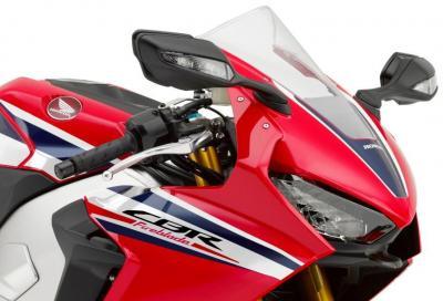 I nuovi colori Honda 2019