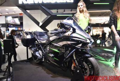 Kawasaki H2 SX SE+, per viaggiare in prima classe