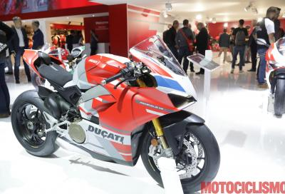 "Ducati Panigale V4 S Corse, bike of the ""Champions"""