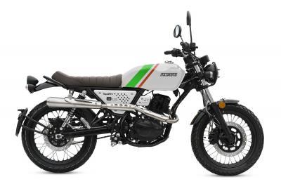 Tiquattro Cafe Racer 250 e le altre novità Italmoto 2019