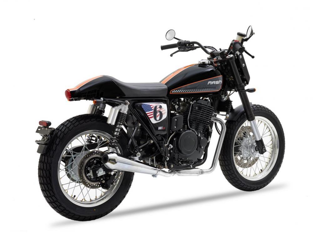 mash dirt track 650 2019 nuovo motore stile americano motociclismo. Black Bedroom Furniture Sets. Home Design Ideas