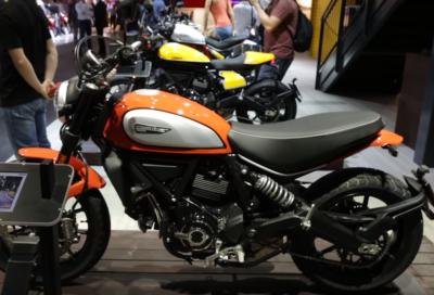 Le nuove Ducati Scrambler 2019 ad Eicma