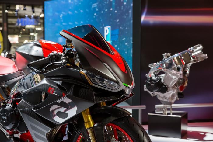 RS 660 Concept 2019, il futuro secondo Aprilia
